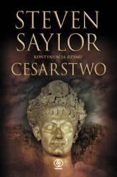 Cesarstwo - Steven Saylor | mała okładka