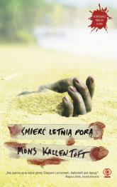 Śmierć letnią porą - Mons Kallentoft | mała okładka