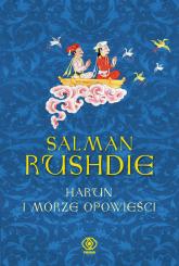 Harun i Morze. Opowieści - Salman Rushdie | mała okładka