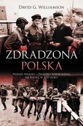 Zdradzona Polska - Williamson David G. | mała okładka