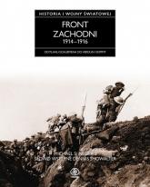 Front zachodni 1914-1916. Od planu Schlieffenda do Verduni i Sommy - Neiberg Michael S. | mała okładka