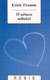 O sztuce miłości - Erich Fromm | mała okładka