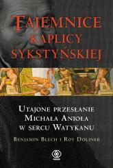 Tajemnice Kaplicy Sykstyńskiej - Blech Benjamin, Doliner Roy | mała okładka