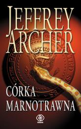 Córka marnotrawna - Jeffrey Archer | mała okładka