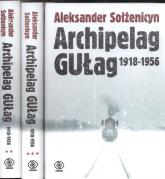 Archipelag GUŁag 1918-1956. Tom 1-3 - Aleksander Sołżenicyn | mała okładka