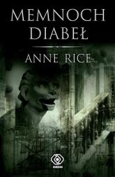 Memnoch Diabeł - Anne Rice | mała okładka