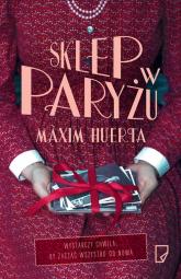 Sklep w Paryżu - Maxim Huerta | mała okładka
