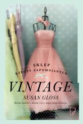 Sklep rzeczy zapomnianych Vintage - Susan Gloss | mała okładka