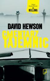 Cmentarz tajemnic - David Hewson | mała okładka