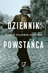 Dziennik Powstańca - Zbigniew Czajkowski-Dębczyński | mała okładka