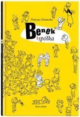 Benek i spółka - Patrycja Zarawska | mała okładka