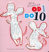 Od 1 do 10 - Ola Cieślak | mała okładka