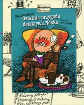 Ostatnia przygoda detektywa Noska - Marian Orłoń | mała okładka