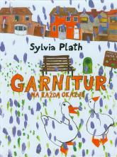 Garnitur na każdą okazję - Sylvia Plath | mała okładka
