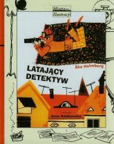 Latający detektyw - Ake Holmberg | mała okładka