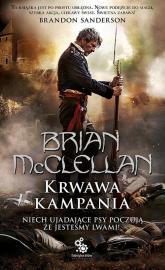 Krwawa Kampania - Brian McClellan | mała okładka