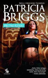 Piętno rzeki - Patricia Briggs | mała okładka