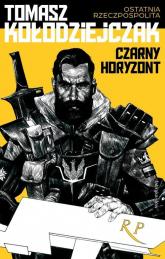 Czarny horyzont - Tomasz Kołodziejczak | mała okładka
