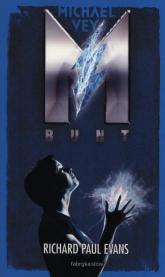 Michael Vey Bunt - Evans Richard Paul | mała okładka