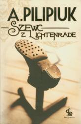 Szewc z Lichtenrade - Andrzej Pilipiuk | mała okładka
