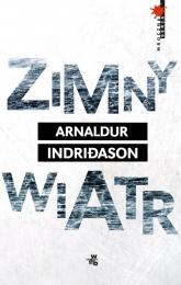 Zimny wiatr - Arnaldur Indridason | mała okładka