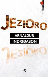 Jezioro - Arnaldur Indridason | mała okładka