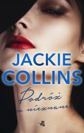 Podróż w nieznane - Jackie Collins | mała okładka