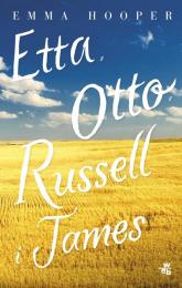 Etta Otto Russell i James - Emma Hooper | mała okładka
