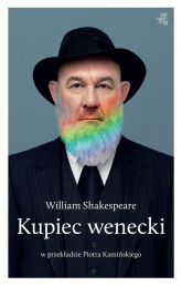 Kupiec wenecki - William Shakespeare | mała okładka