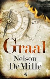 Graal - Nelson DeMille | mała okładka