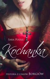 Kochanka - Sara Poole | mała okładka