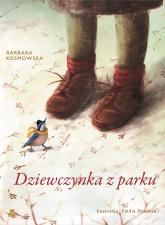 Dziewczynka z parku - Barbara Kosmowska | mała okładka