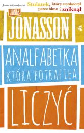 Analfabetka, która potrafiła liczyć - Jonas Jonasson | mała okładka