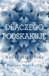 Dlaczego podskakuję - Naoki Higashida | mała okładka