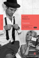 Pogarda - Alberto Moravia | mała okładka