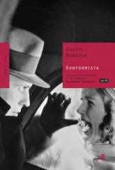 Konformista - Alberto Moravia | mała okładka