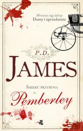 Śmierć przybywa do Pemberley - James P. D. | mała okładka