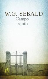 Campo santo - W.G. Sebald   mała okładka
