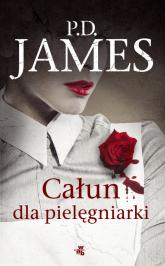 Całun dla pielęgniarki - P.D. James | mała okładka