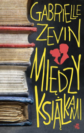 Między książkami - Gabrielle Zevin | mała okładka