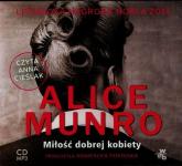 Miłość dobrej kobiety - Alice Munro   mała okładka