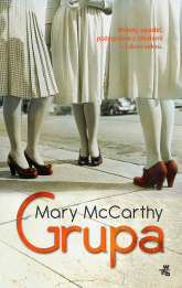 Grupa - Mary McCarthy | mała okładka