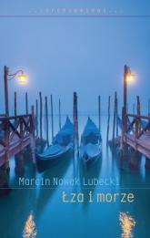 Łza i morze - Marcin Nowak | mała okładka