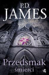 Przedsmak śmierci - P.D. James | mała okładka