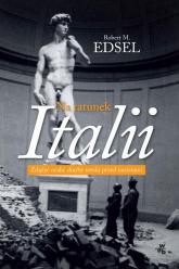 Na ratunek Italii - Robert Edsel | mała okładka