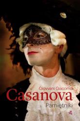 Pamiętniki - Giacomo Casanova | mała okładka