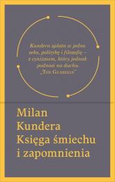 Księga śmiechu i zapomnienia - Milan Kundera | mała okładka