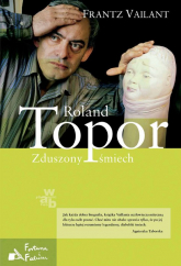 Roland Topor. Zduszony śmiech - Frantz Vaillant | mała okładka