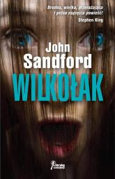Wilkołak - John Sandford   mała okładka