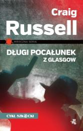 Długi pocałunek z Glasgow - Craig Russell | mała okładka